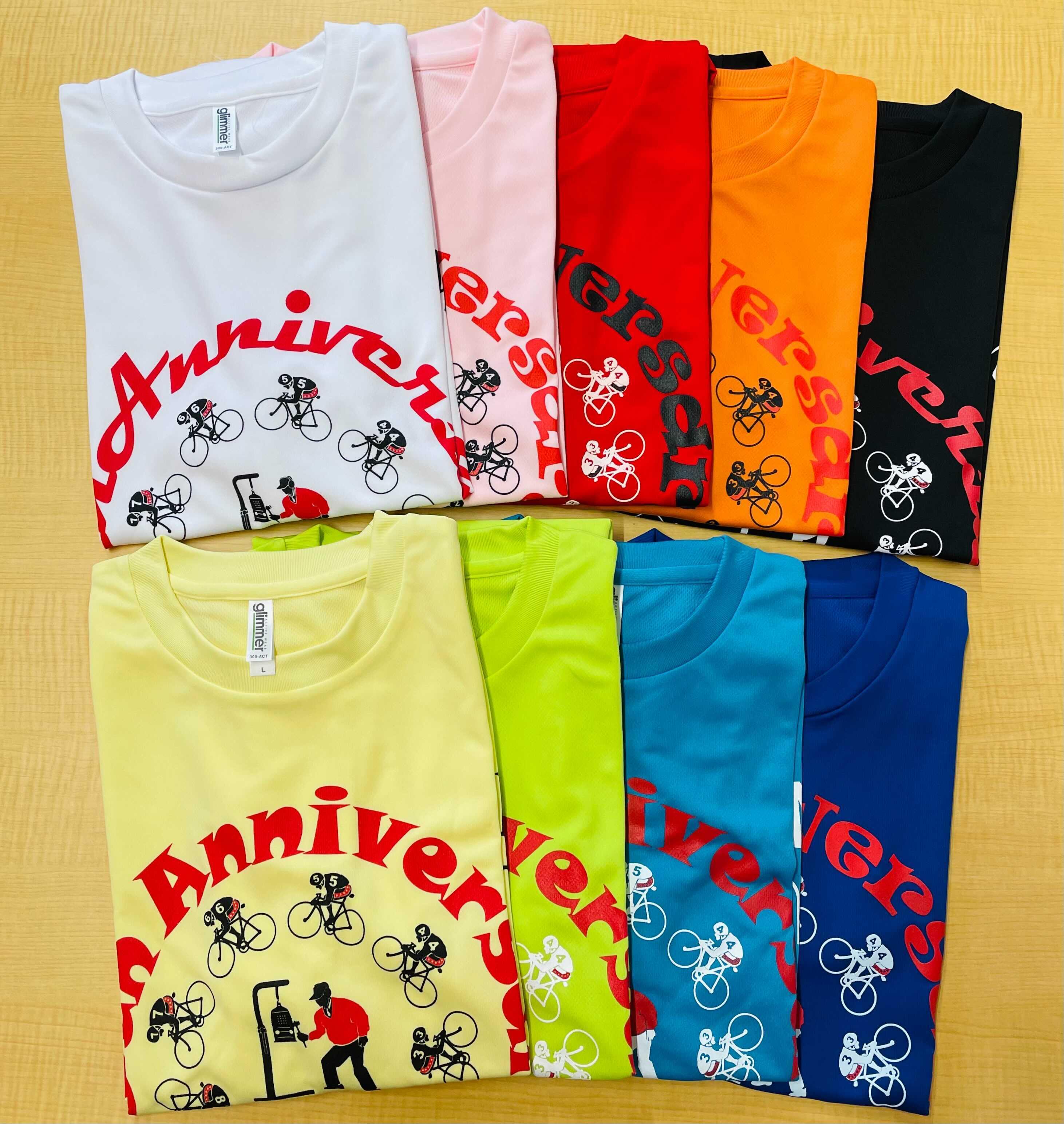 高松競輪オリジナルTシャツ