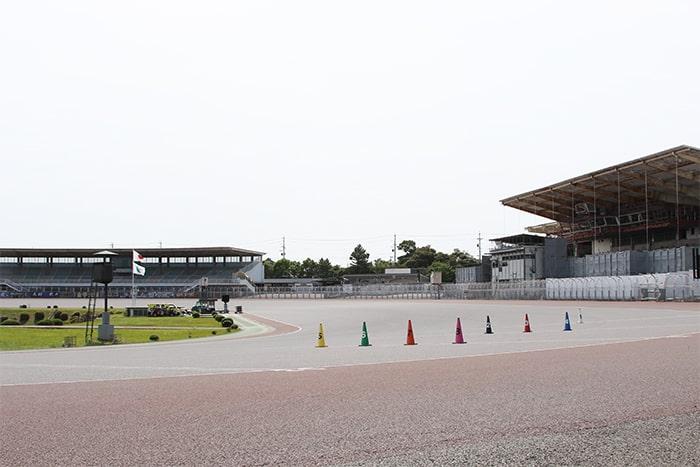 浜松オート走路写真