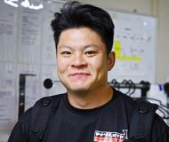 佐藤龍二選手