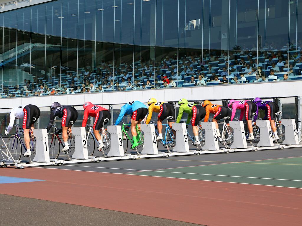 西武園競輪3日目のレース模様
