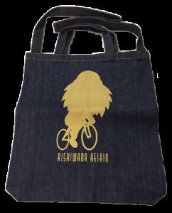 岸和田競輪オリジナルバッグ