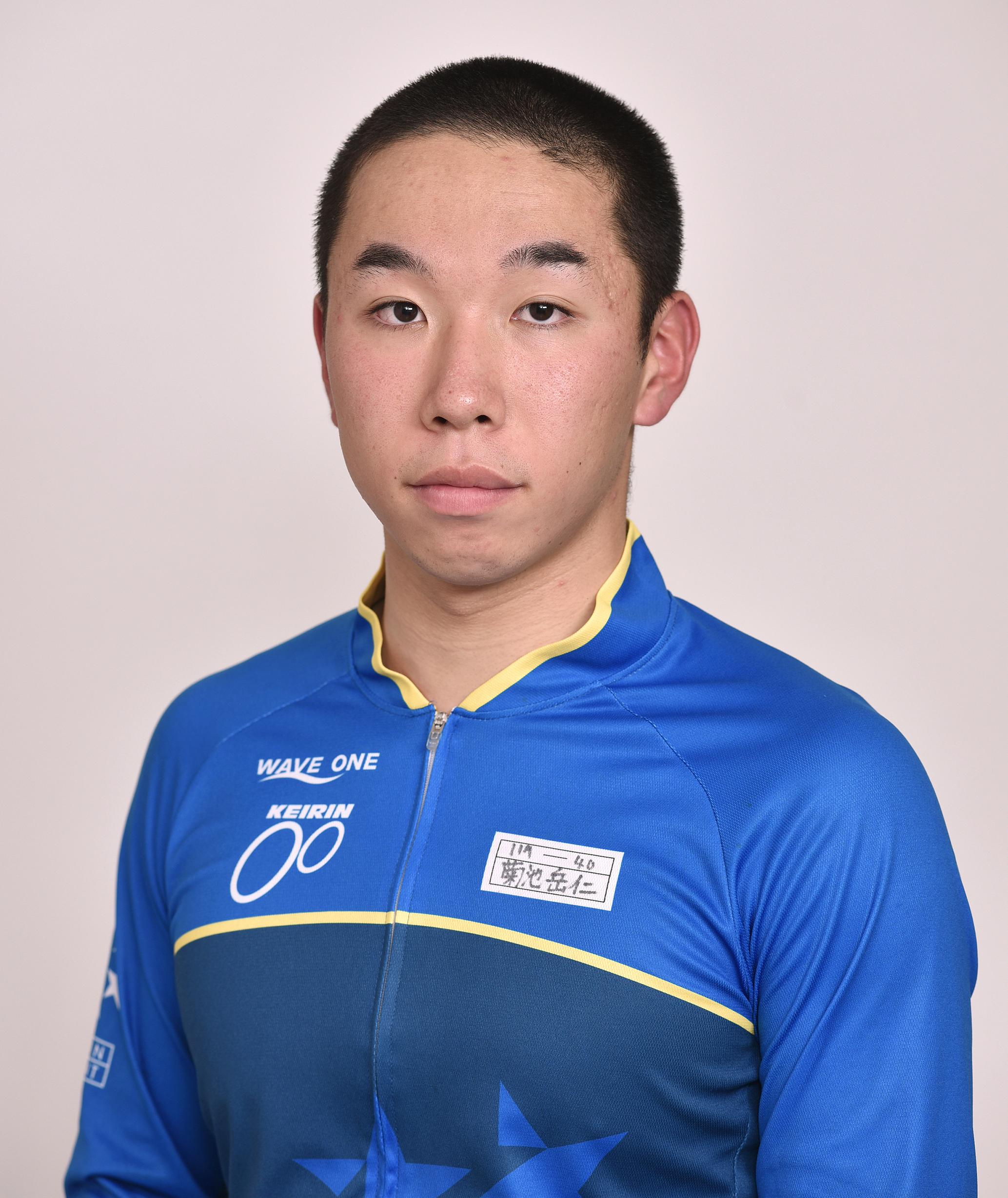 菊池岳仁選手