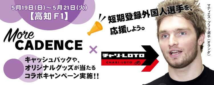 高知F1投票キャンペーン