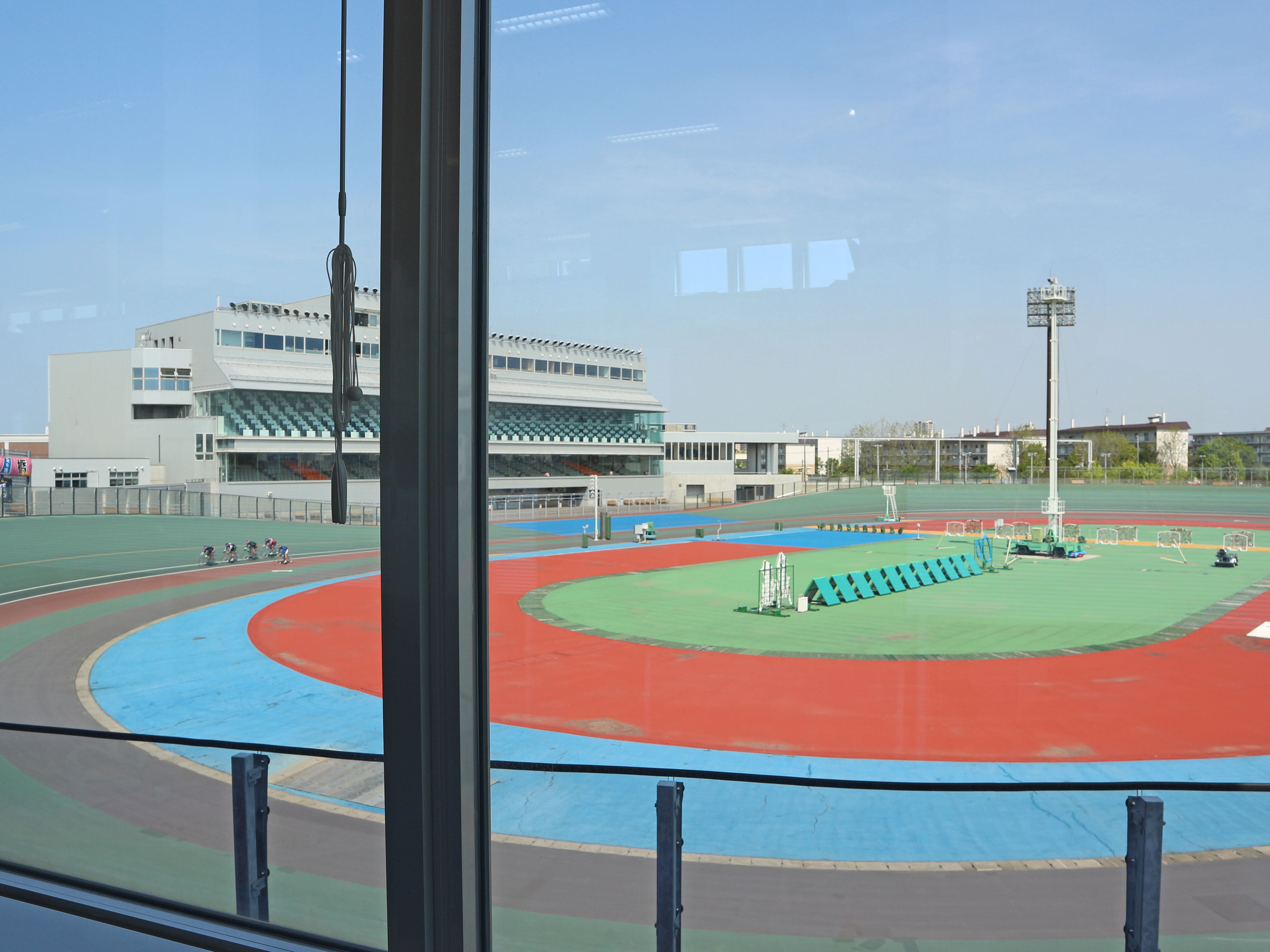 函館競輪バンク写真